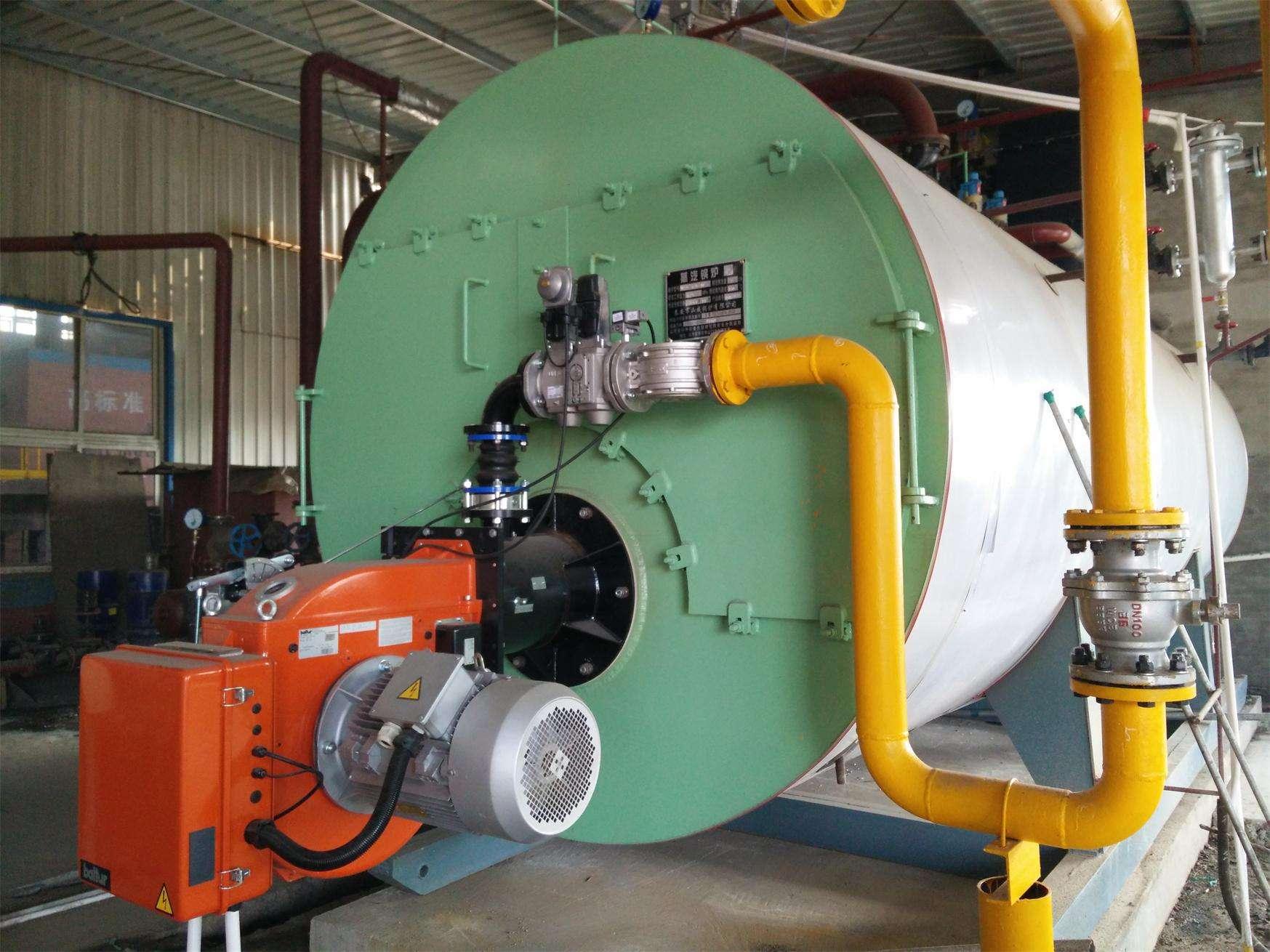 内蒙燃气锅炉